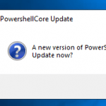 Get-PwshUpdates: Check for PowerShell updates and install them
