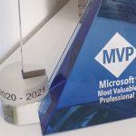 I am a Microsoft Azure MVP!