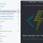 Add custom modules to Azure functions for PowerShell